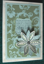 Cherish Gift Envelope