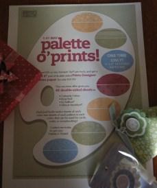 Palette O Prints
