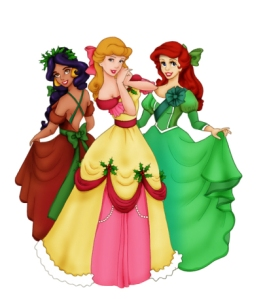 christmas-disney-princesses