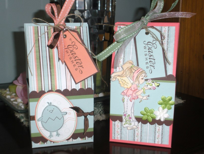8. Two Easter Box samples