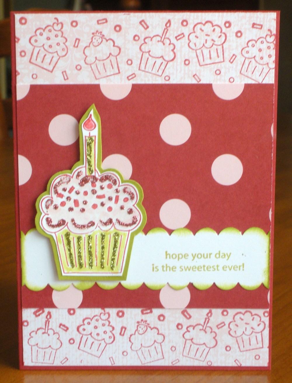 Crazy for Cupcakes Bella Rose