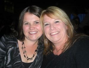 Sarah & Andrea