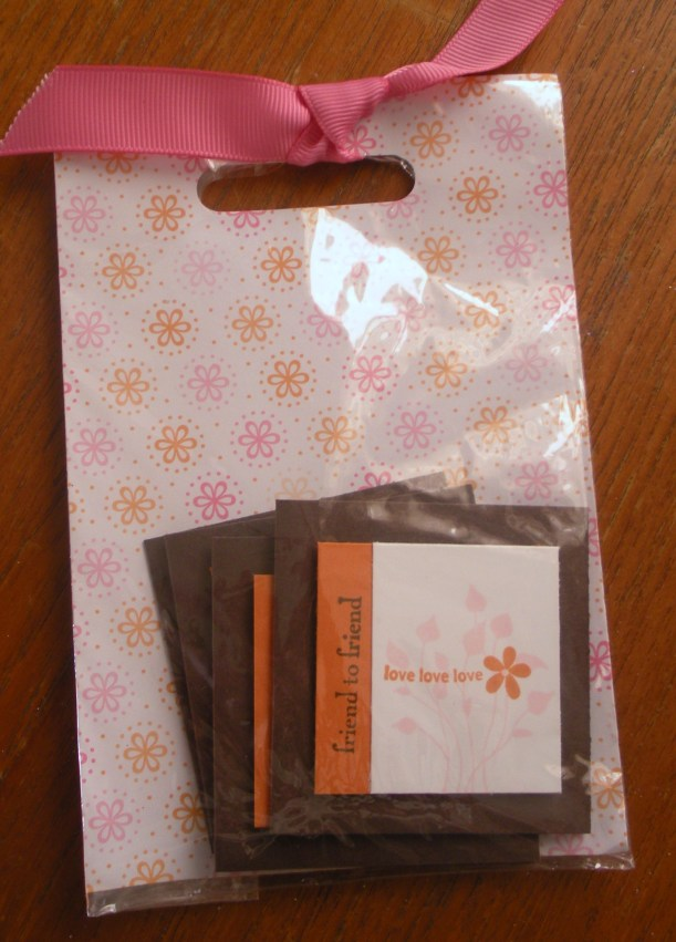 Hostess Gift Tags