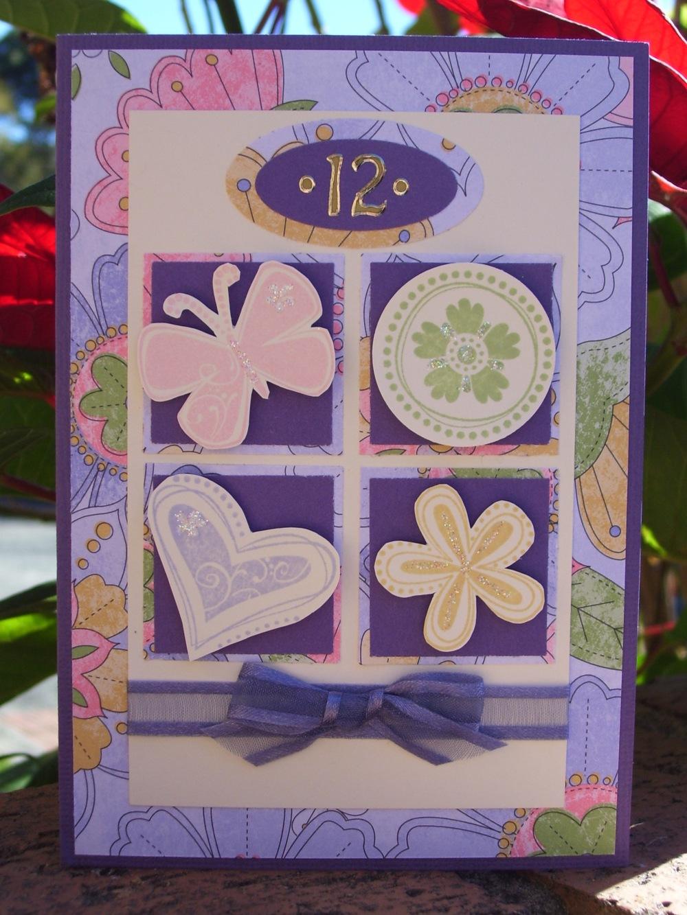 Lynda's Sweeties' Sketch Card