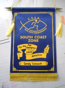 Zone Age Champ Pennant