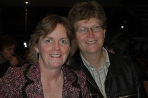 Scott & Louise - 25 yrs married