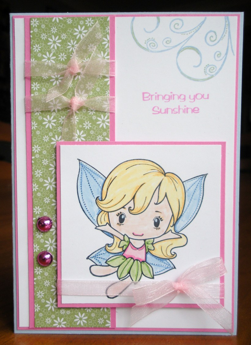 Fairy Chloe dbl challenge