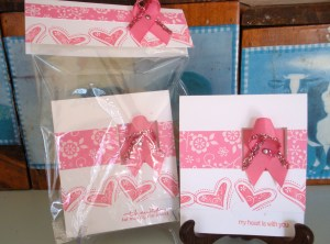 Girls Night In - Pink Ribbon Pack