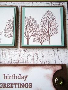 Lovely as a Tree - Birthday z