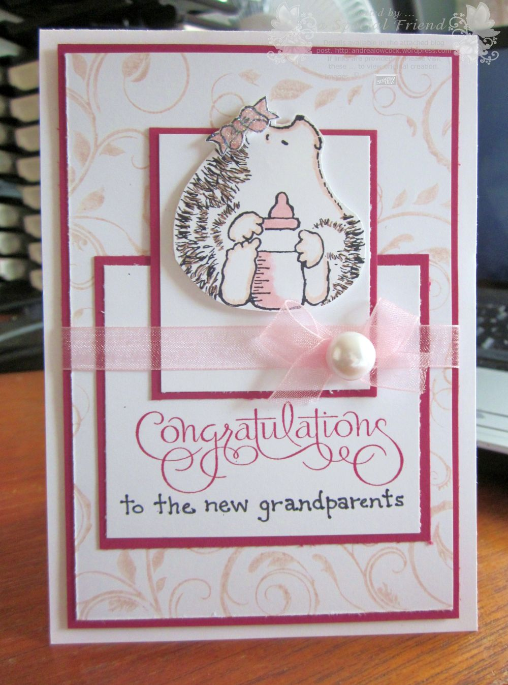 Card for Bree