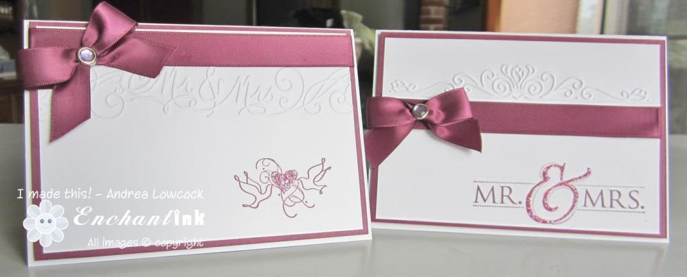 Mr & Mrs Wedding (1)
