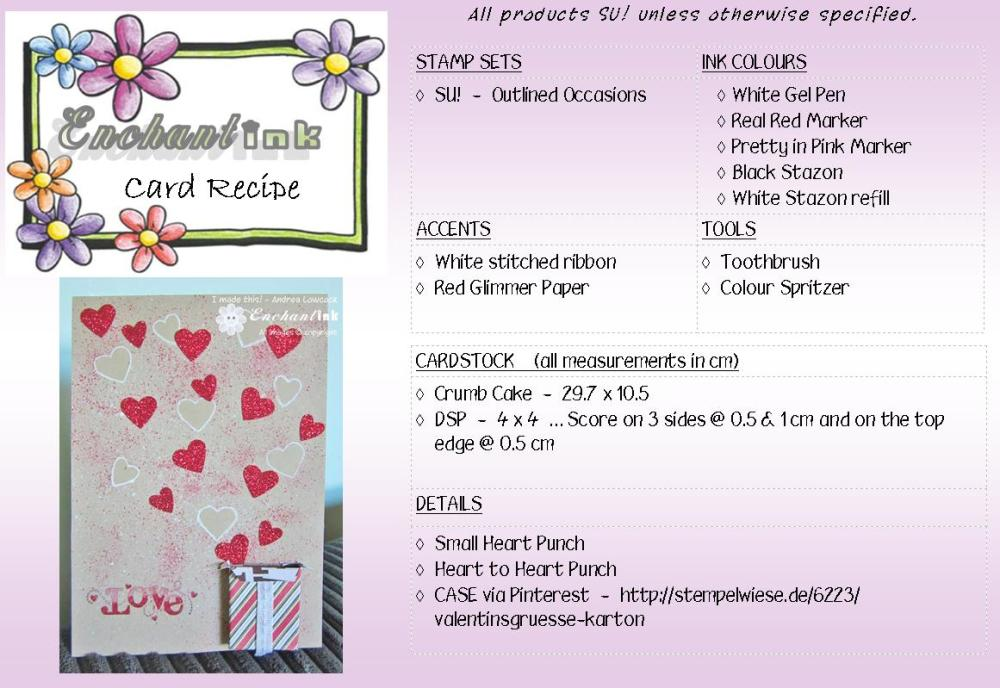 Outlined Occasions Engagement recipe