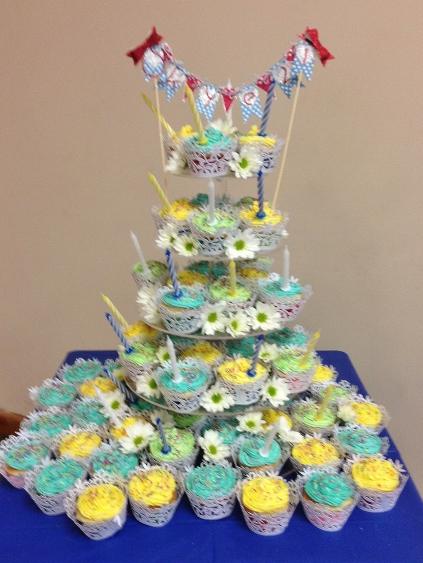 Skye's 21st B'day Cake (1)