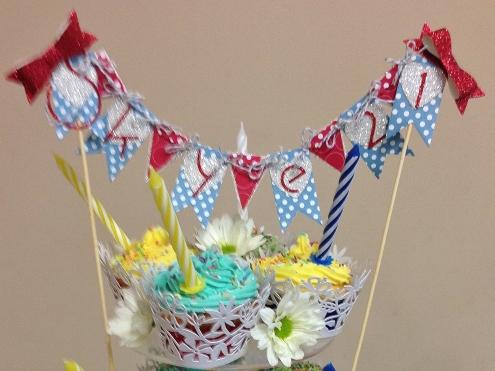 Skye's 21st B'day Cake (2)