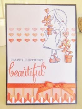 Stacey's Birthday Card Jan'14