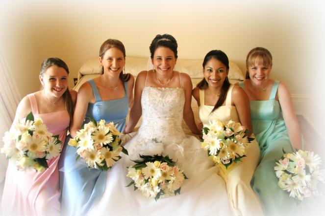 Skye, Julie, Stacey, Melissa, Sheree