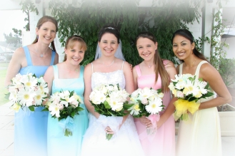 Julie, Sheree, Stacey, Skye,Melissa