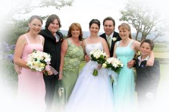 Dec 2006 Skye, Shane, Andrea, Stacey, Gavin, Sheree, Sandy