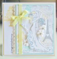 Skye & Mitch's Wedding Card Jan'14