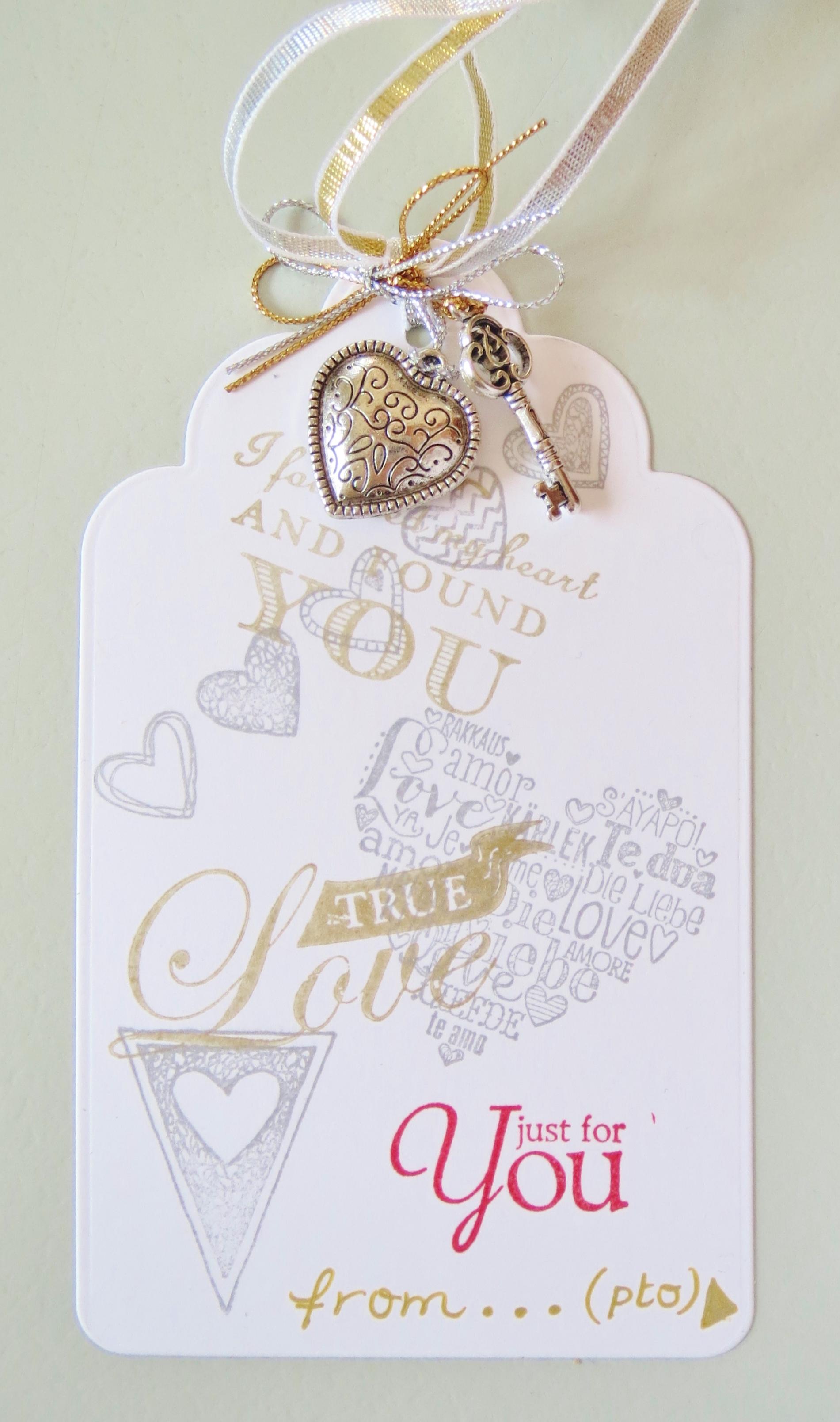 Handmade Wedding Gift Bag EnchantINK