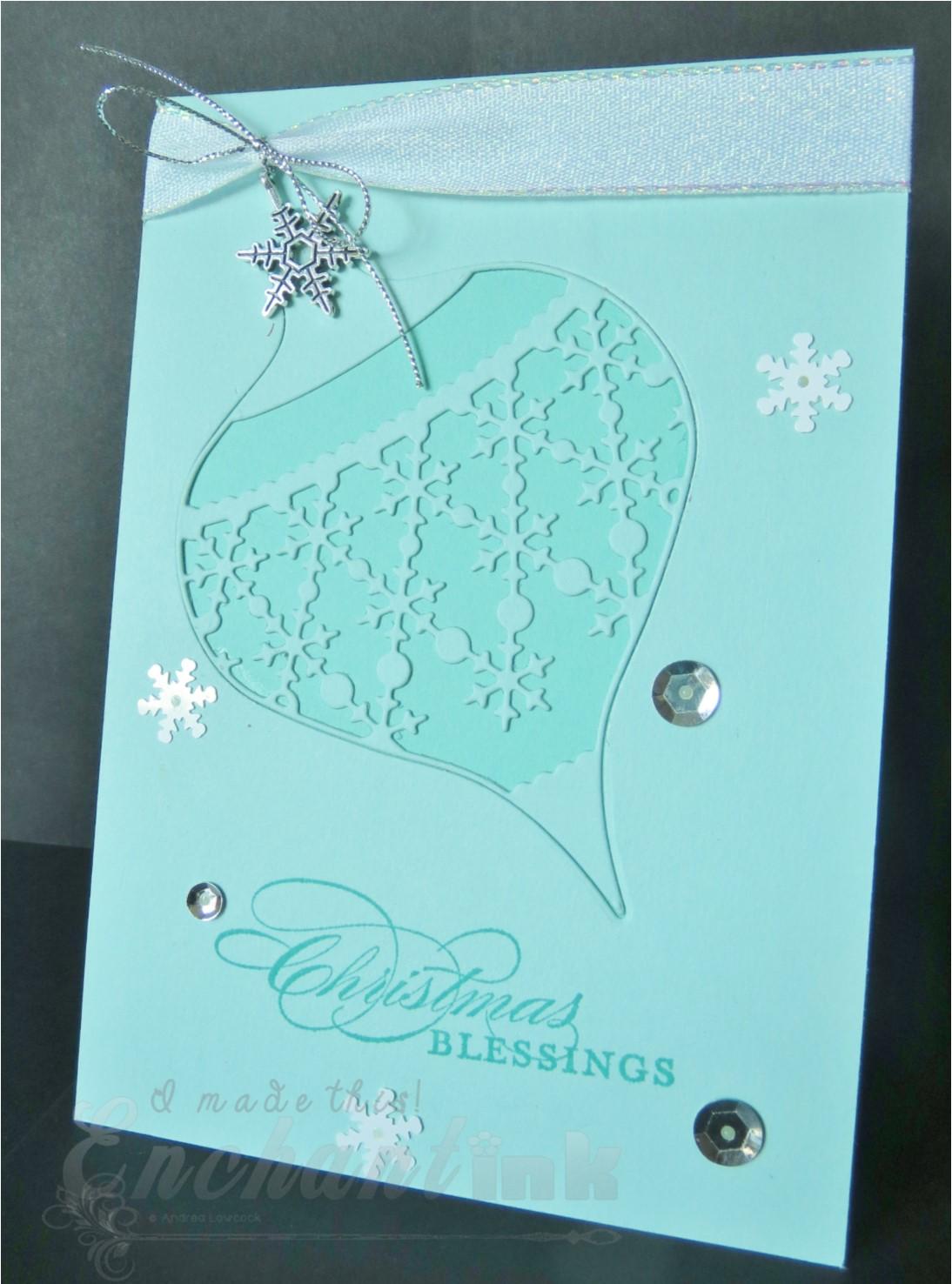 2014 Christmas Cards … no. 3 – EnchantINK