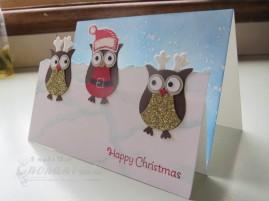 Santa & Elves Owls (1)
