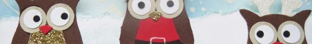 Santa & Elves Owls (4)