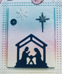 Taylored Expressions - Little Bits - Nativity Die