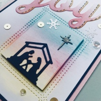 Taylored Expressions - Little Bits - Nativity Die 2