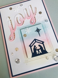 Taylored Expressions - Little Bits - Nativity Die 5