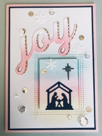 Taylored Expressions - Little Bits - Nativity Die 4